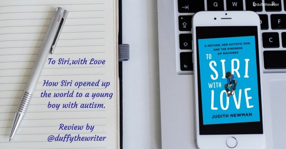 to siri, with love. a review duffythewriter