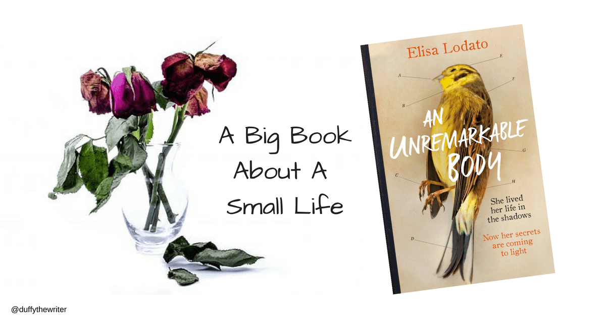 An unremarkable body review @duffythewriter
