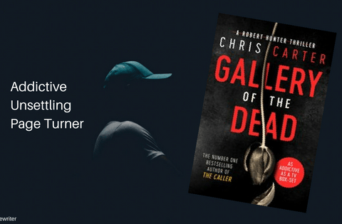 The Gallery Of The Dead book review