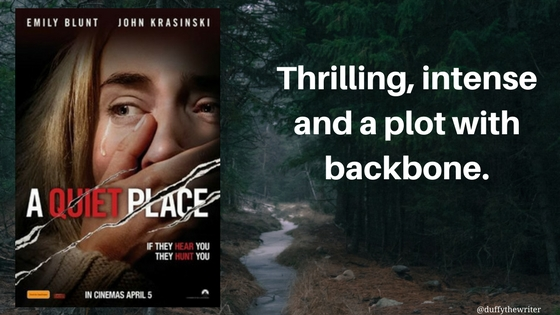 a quiet place movie review