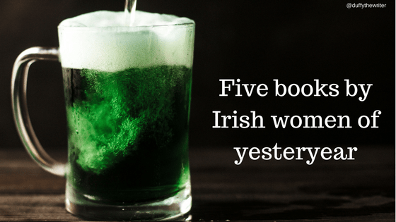 books by Irish women