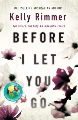 before I let you go book review
