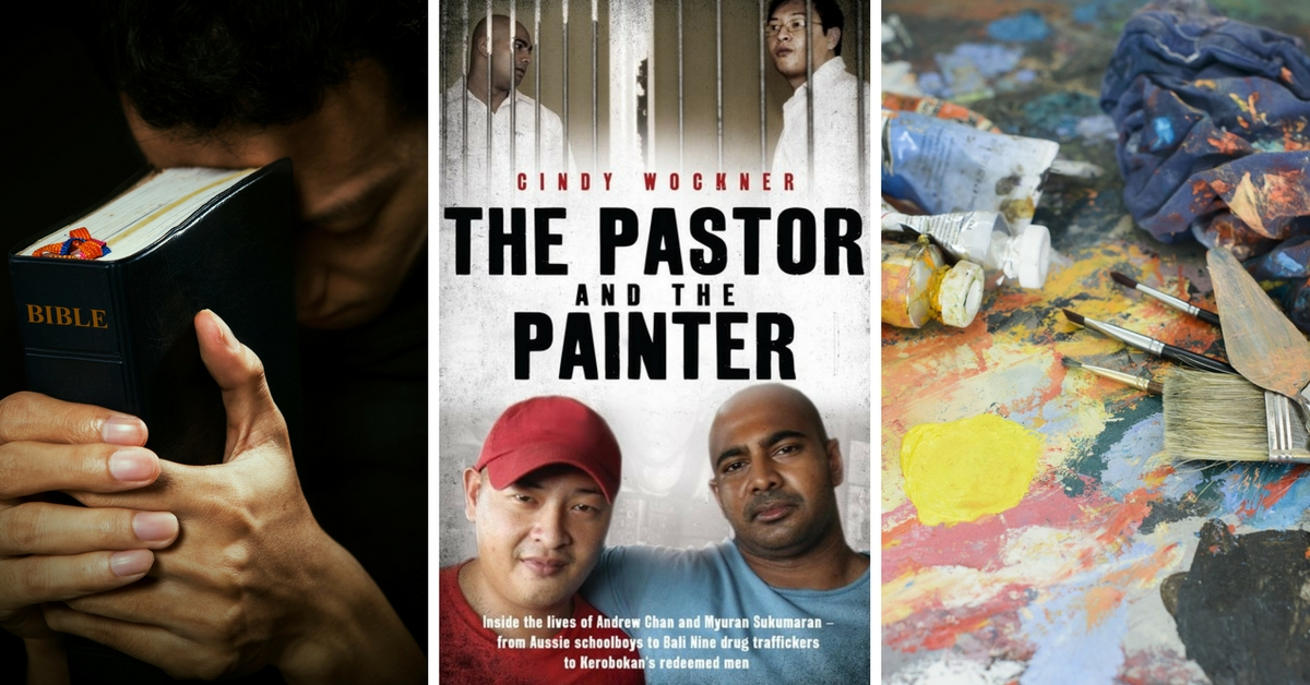book review the pastor and the painter