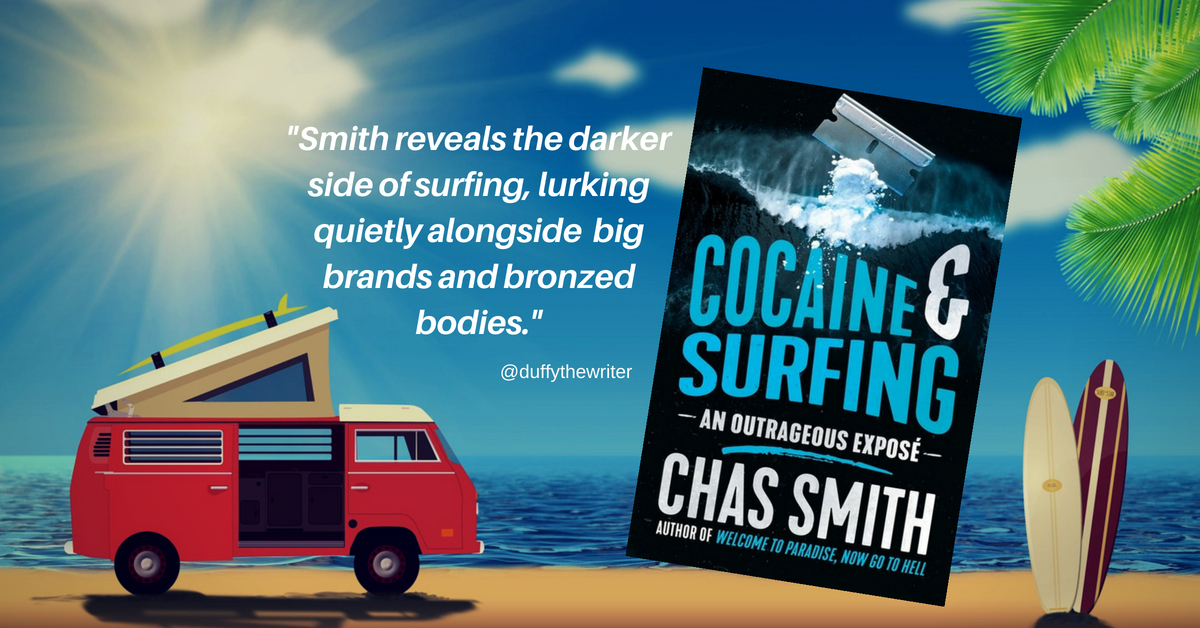 cocaine and surfing book review