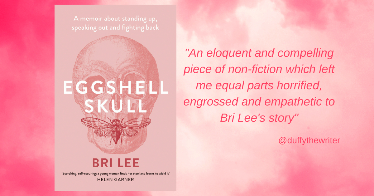 book review eggshell skull