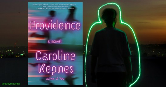 book review providence Caroline kepnes