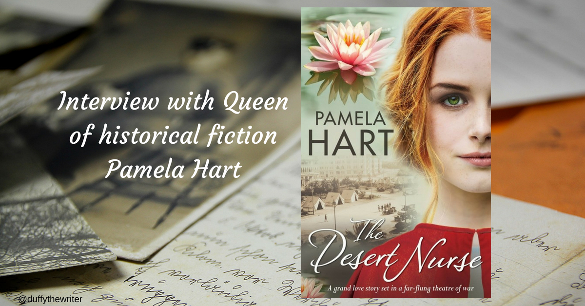 The Desert Nurse by Pamela Hart
