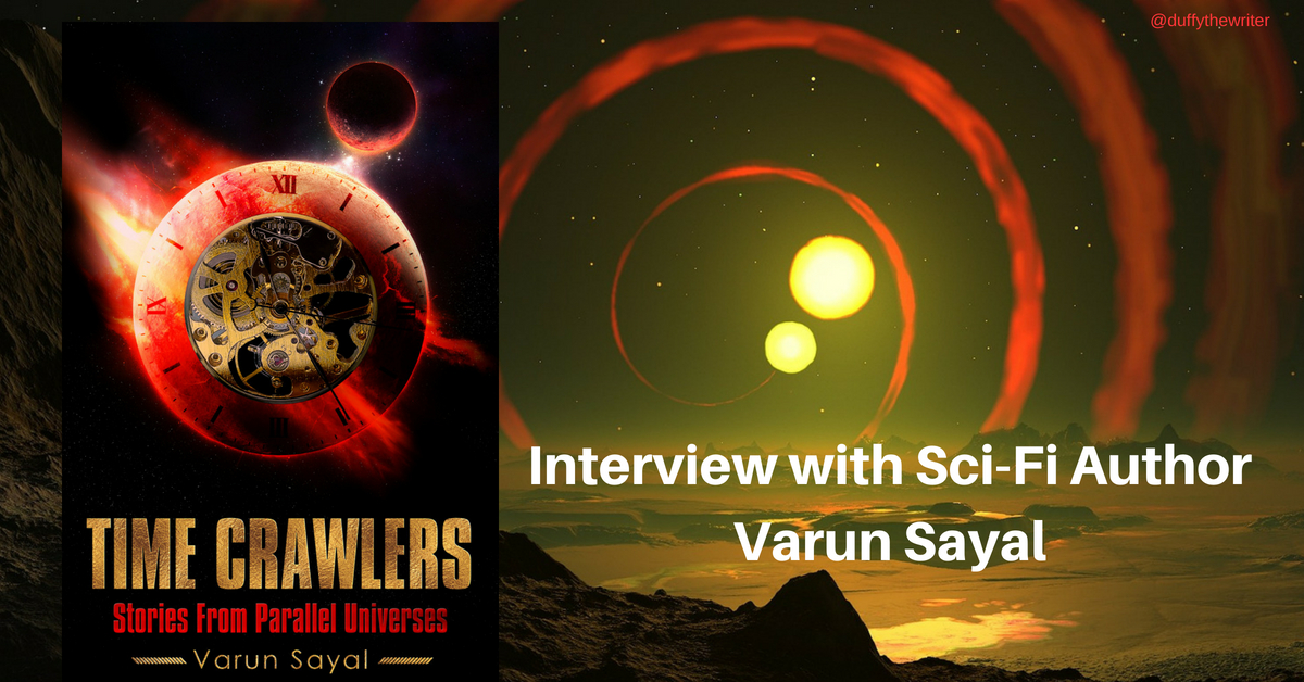 Time Crawlers Short Sci-Fi Stories
