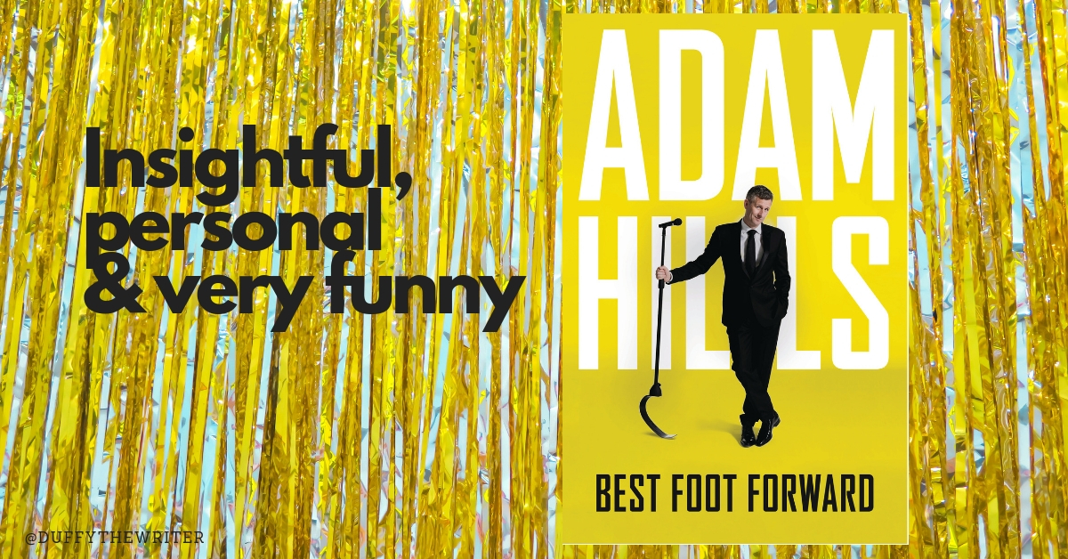 Adam hills best foot forward