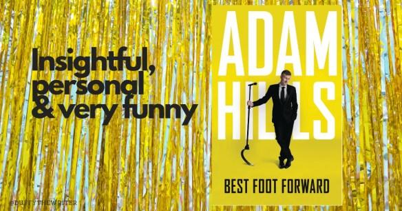 Adam hills best foot forward