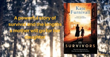 the survivors Kate Furnivall book review