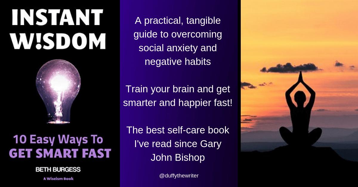 Instant wisdom book review