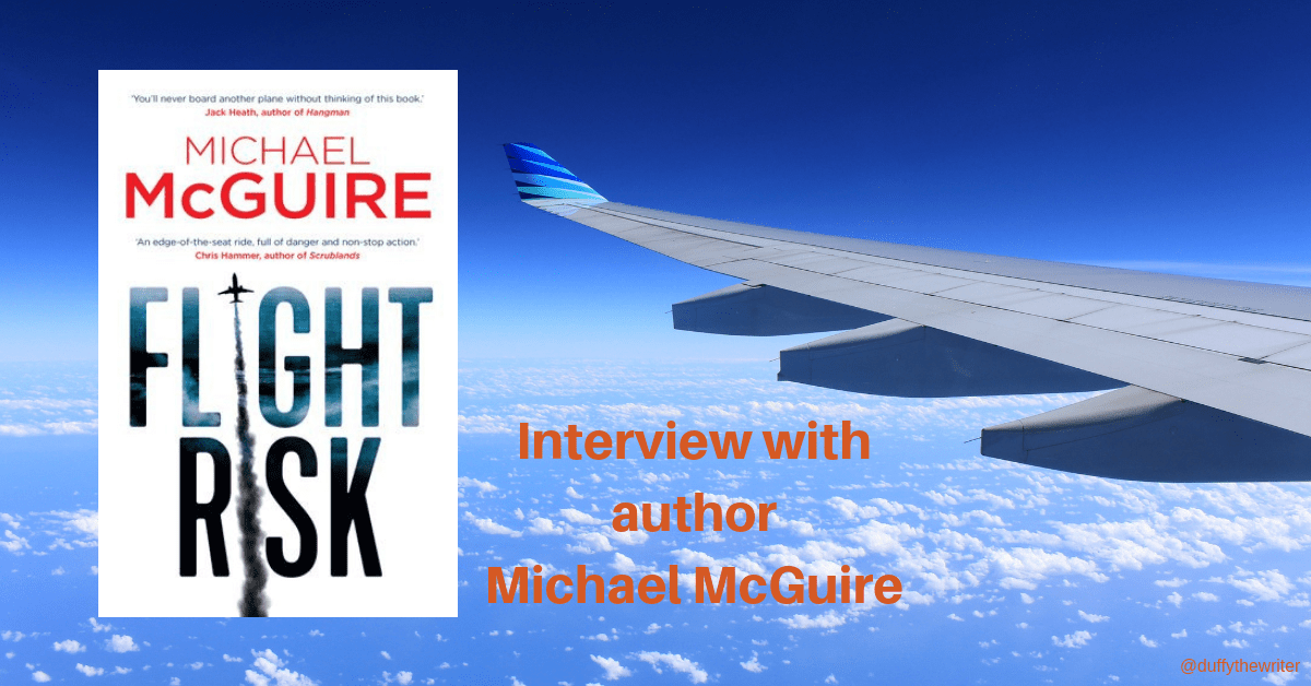 flight risk Michael McGuire
