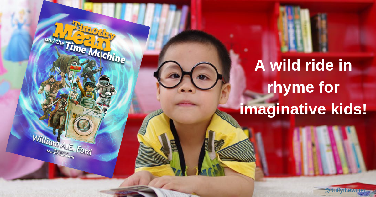 Timothy mean and the time machine book review