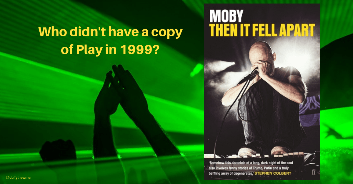Moby Then It All Fell Apart