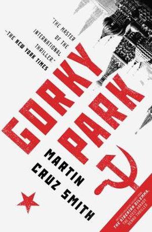 Gorky Park book sale, buy crime thriller