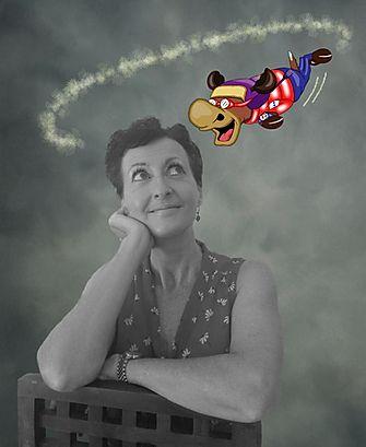 award winning author Maxine Sylvester
