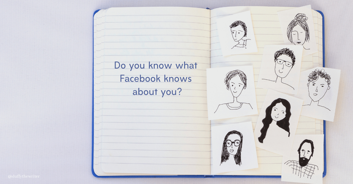 Facebook Privacy. Do you know what Facebook knows about you?