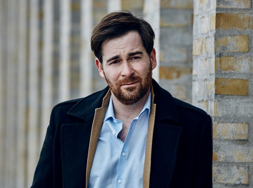 author Tobias Bukkehave