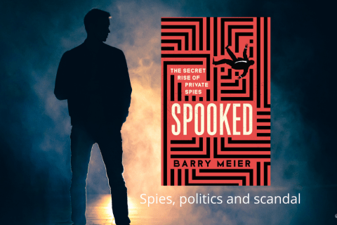 Spooked book review