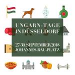 Ungarn-Tage Düsseldorf Flyer Seite 1