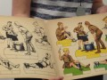 Hitler Youth cut out and coloring book