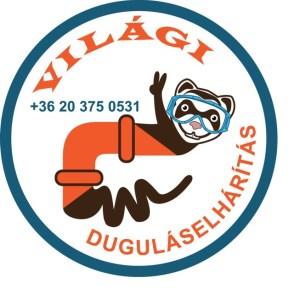 A Világi Duguláselhárítás logoja