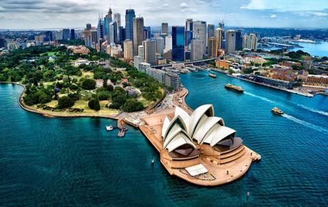 Vung Regional Uc - Sydney