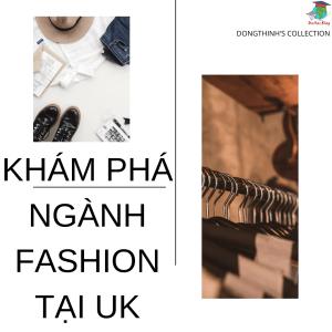 ngành fashion uk