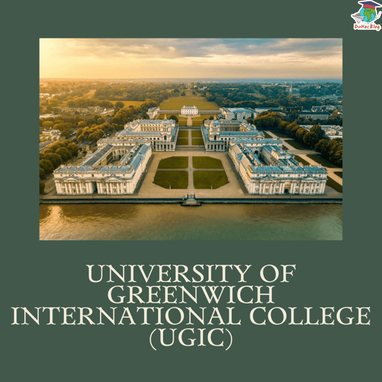 UNIVERSITY OF GREENWICH INTERNATIONAL COLLEGE (UGIC)