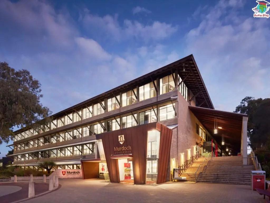 Học bổng Úc - Murdoch  Uni