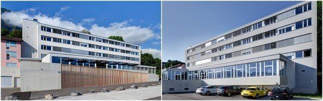 Khu học xá le Bouveret của César Ritz du học Thụy Sỹ