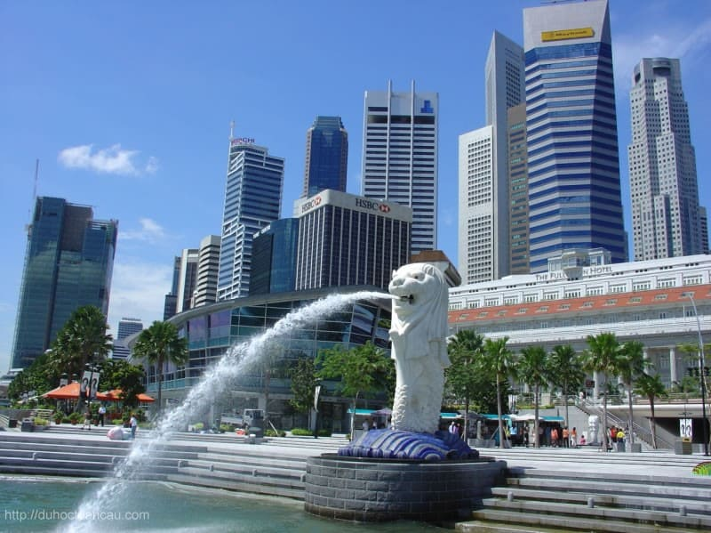 Du học Singapore   đơn giản, nhiều lợi thế