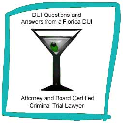 Tampa Bay Florida DUI Questions and Answers