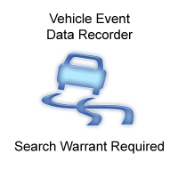 Search Warrant for a Vehicle Event Data Recorder / SDM