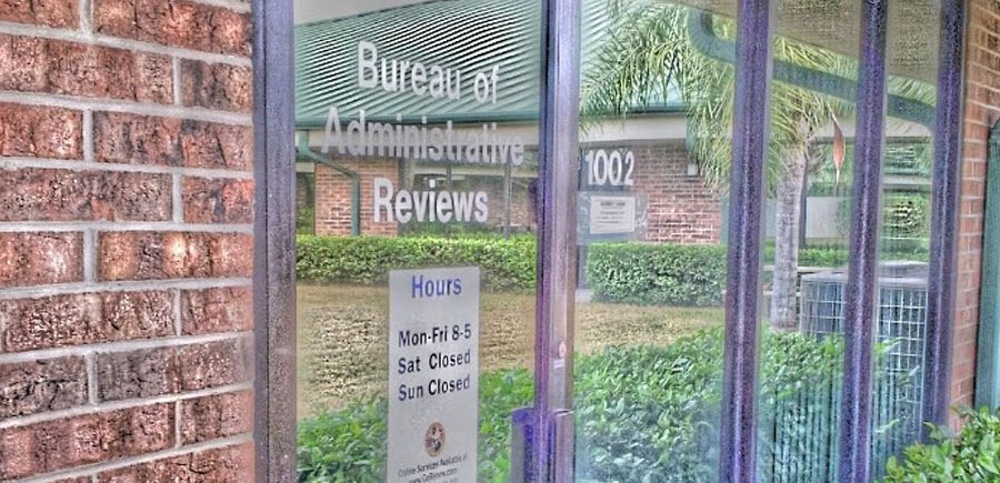 Pinellas County DUI Bureau of Administrative Review