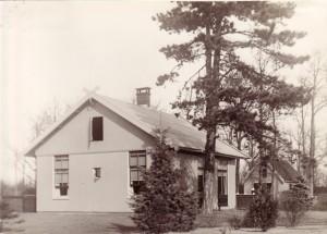pwn collectie fotograaf nn jachthut bij KijkUit 1934