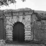 Ingangspoort van Fort Rammekens, Vlissingen (bron: RCE)