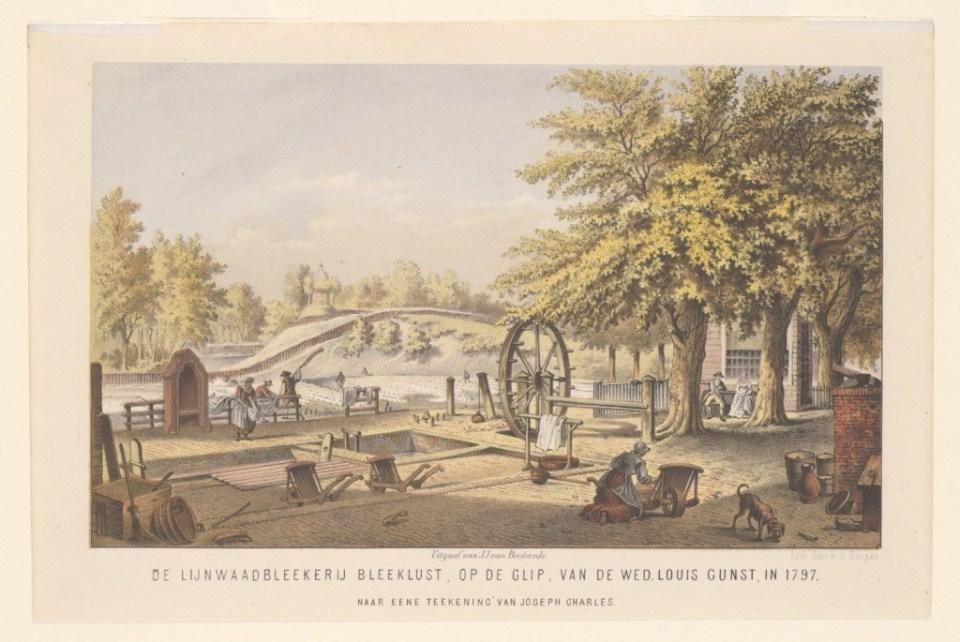 Emrik. Bleeklust. 1798.NHA