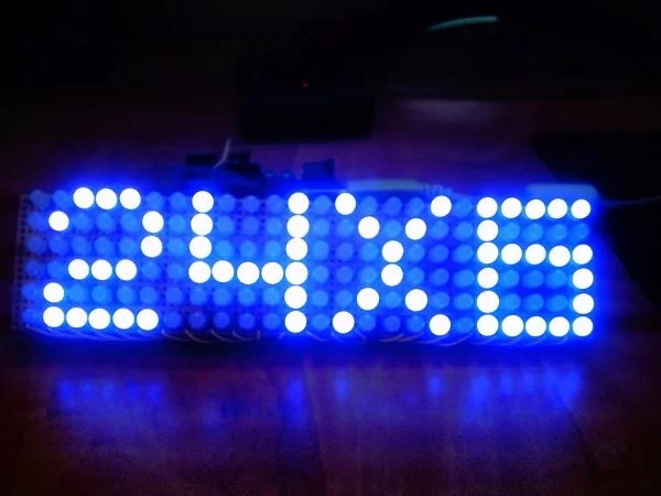 Led Light Display Projects