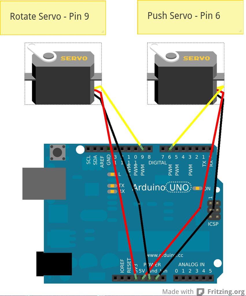 hight resolution of rubik s cube solver using arduino circuit