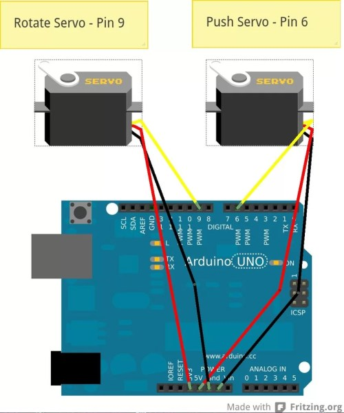 small resolution of rubik s cube solver using arduino circuit