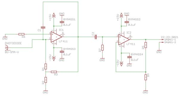 DNA Melting Part 2: Lock-in Amplifier and Temperature