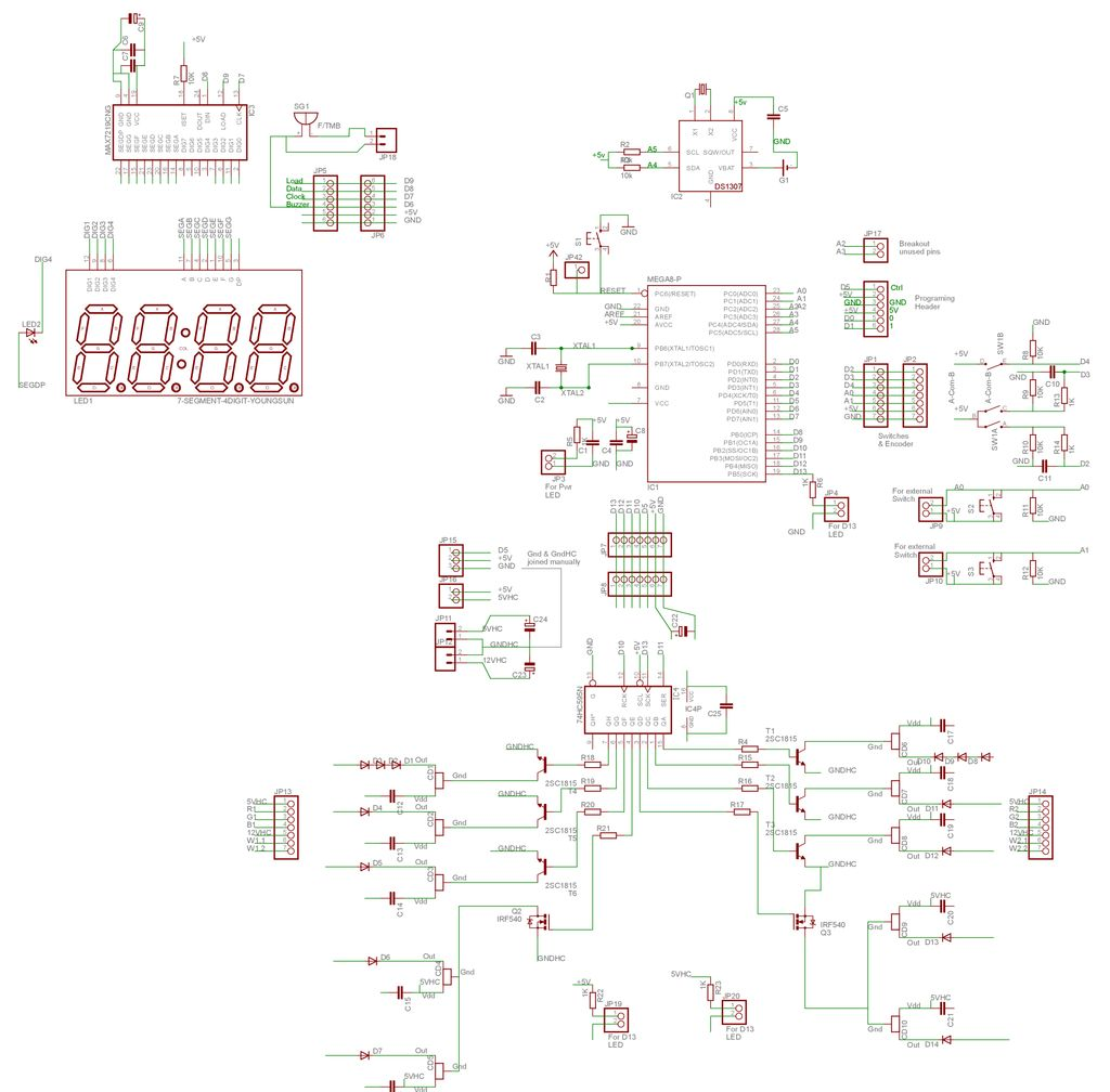 alarm circuit diagram sankey for a light bulb clock schematic free engine image user