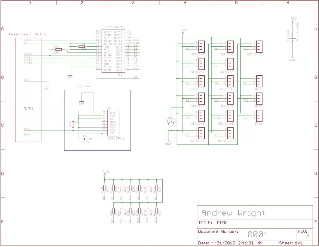 Schematic Arduino Robot, Schematic, Free Engine Image For