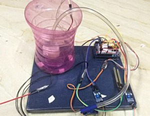 Arduino automatic watering system Use Arduino for Projects