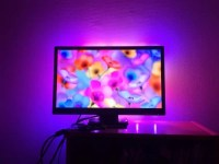 DIY FPGA-based HDMI ambient lighting -Use Arduino for Projects