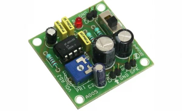 Audio Amplifier Electronic Project Circuit Using The Stk4038 Audio Ic