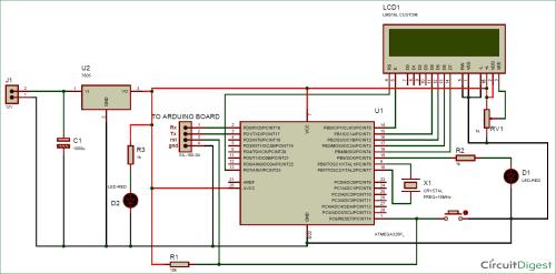 small resolution of schematic homemade arduino board circuit diagram