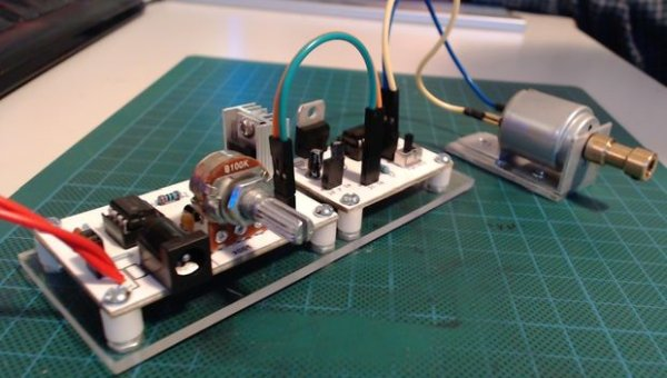L293D Motor Direction Controller -Use Arduino For Projects